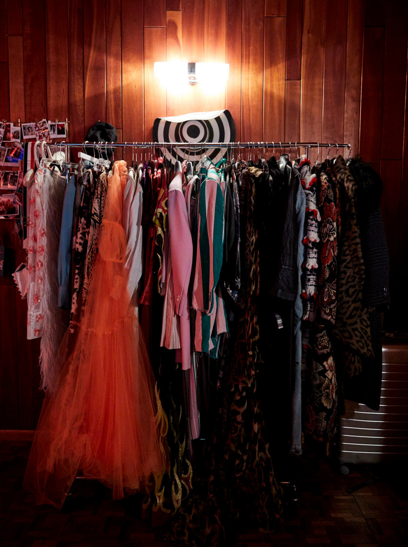 inside philippa price closet