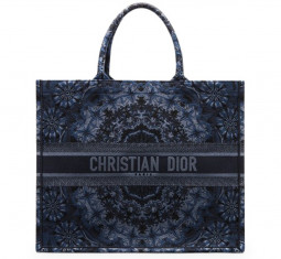 Kaleidiorscopic Book Tote by Dior