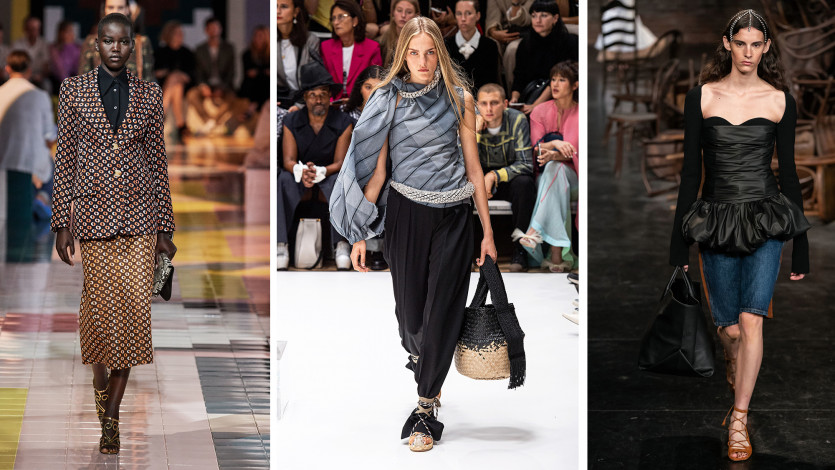 Our Favorite Fashion Month Spring 2020 Runway Trends