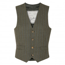 giuliva heritage collection andrea pinstriped wool vest