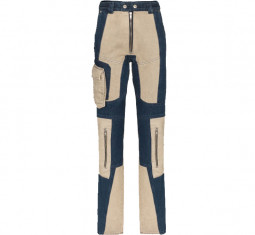 Patchwork Skinny Jeans by GMBH