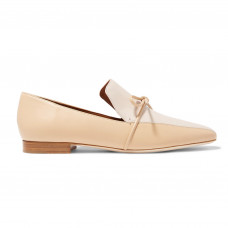 malone souliers roksanda marlene celia two tone leather loafers