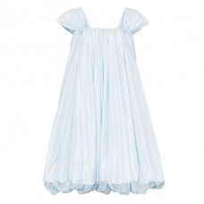 simone rocha bubble hem mini dress