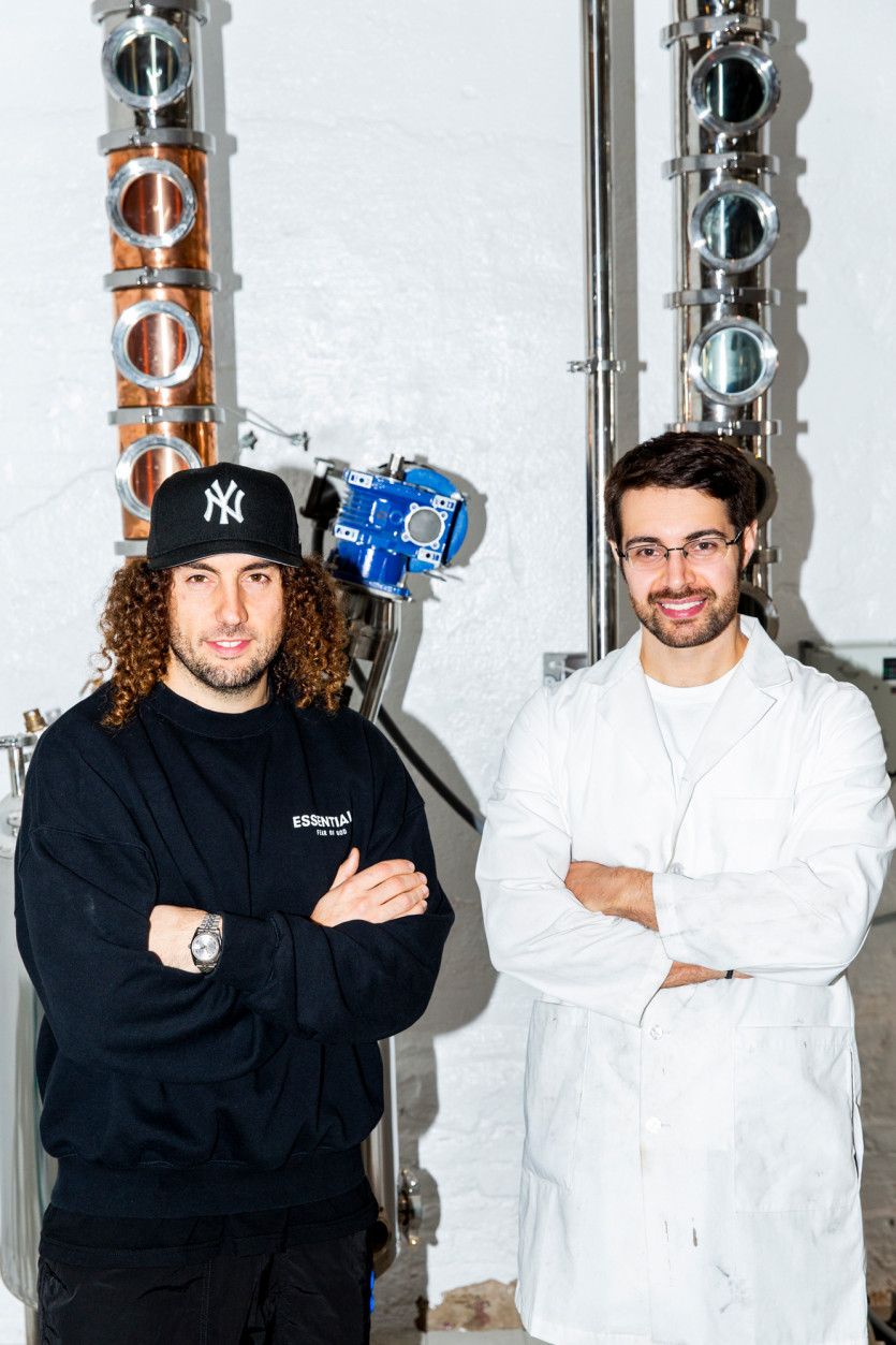 air company fighting climate change with vodka