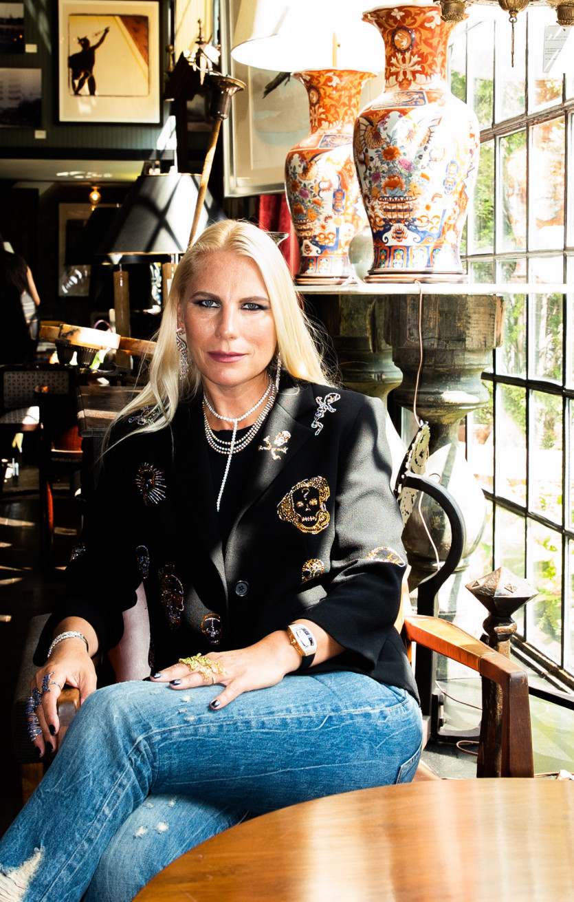 corina larpin celebrity jeweler