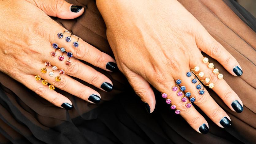 Corina Larpin Celebrity Jeweler