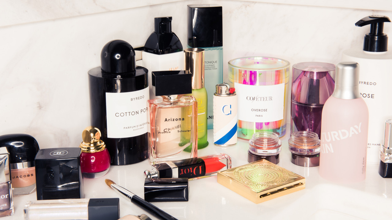 beauty editors on scents that make them feel powerful