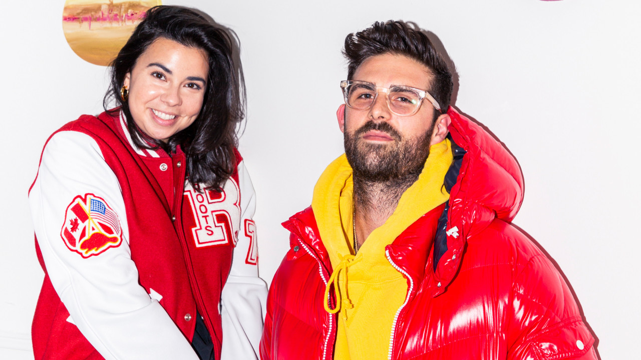 Inside the Closet of the Couple Heading Fashion's Biggest Brands