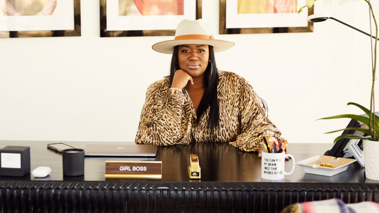 Getting to Know Music Industry Vet Ashaunna Ayars
