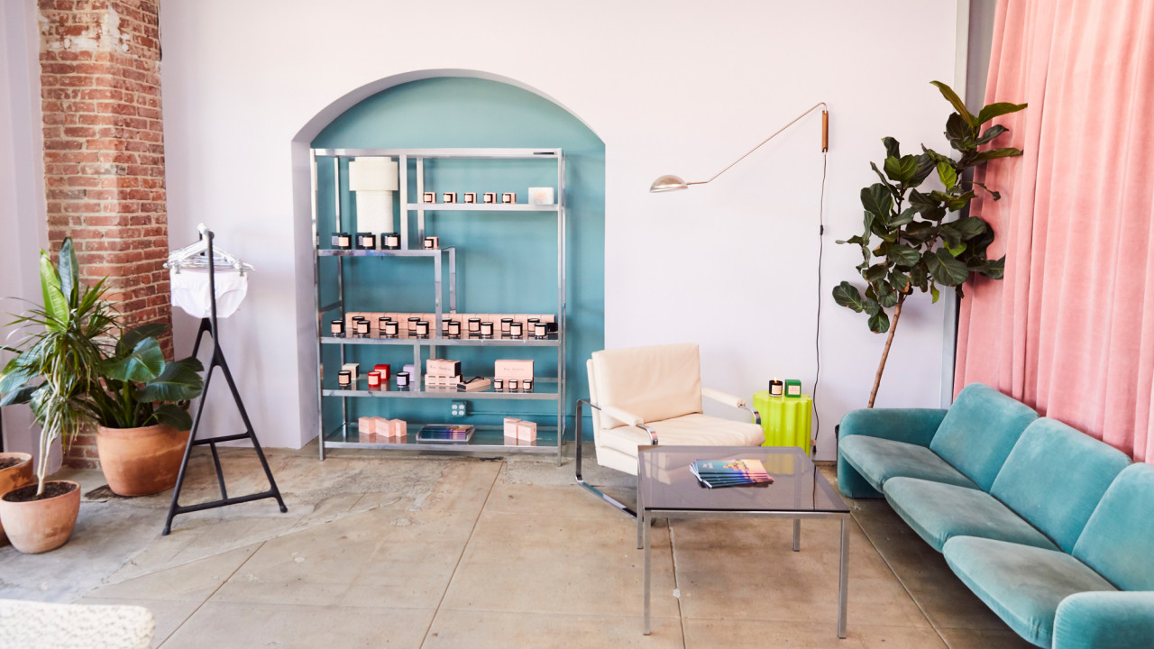 Inside Boy Smells' '70s Meets Contemporary Modern HQ