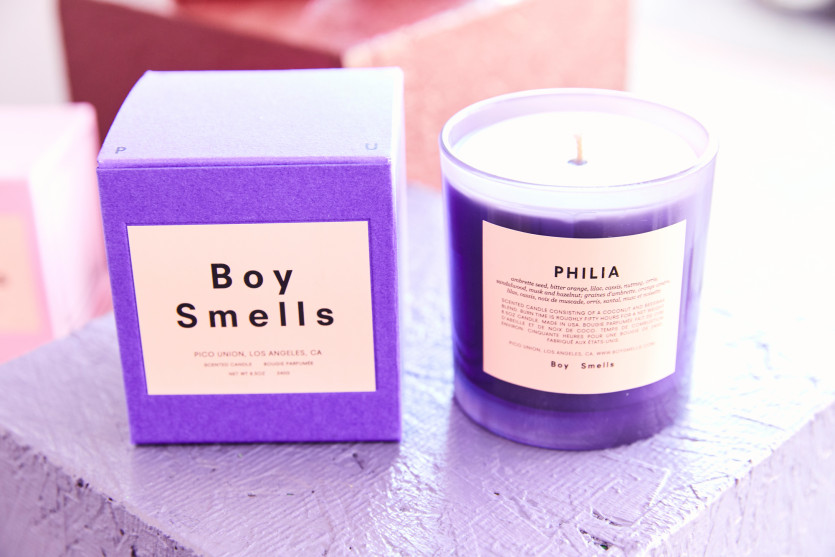 inside boy smells headquarters