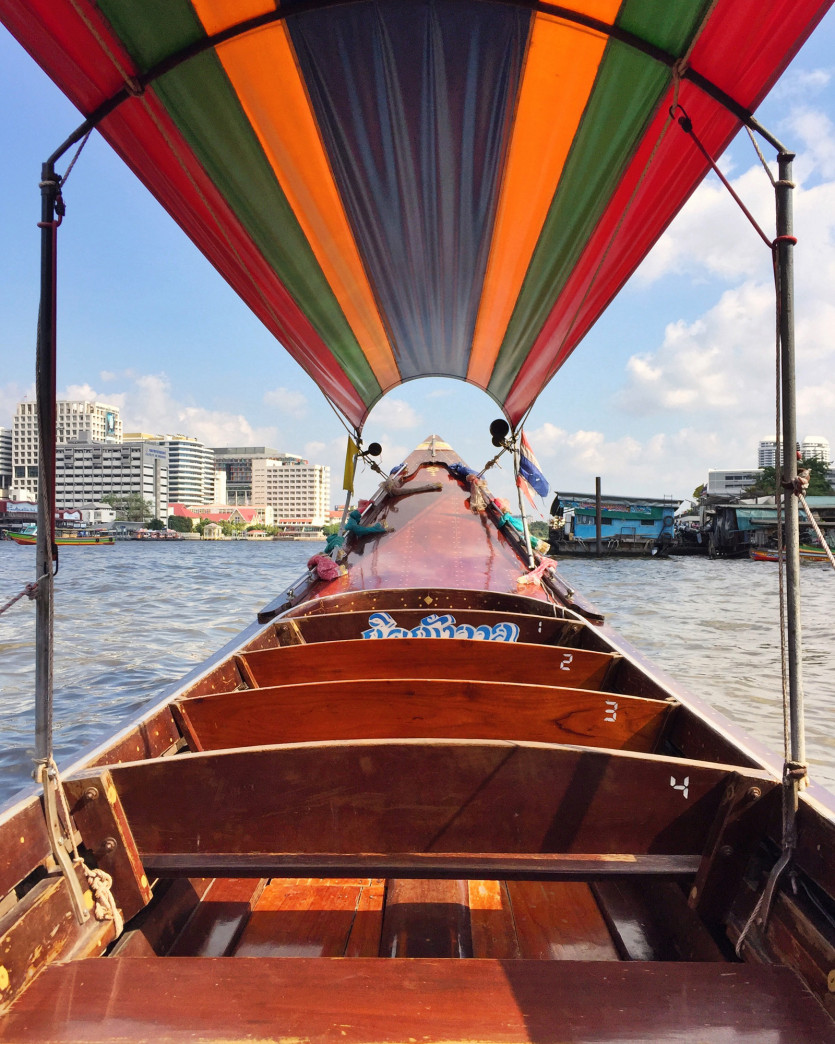 bangkok luxury travel guide