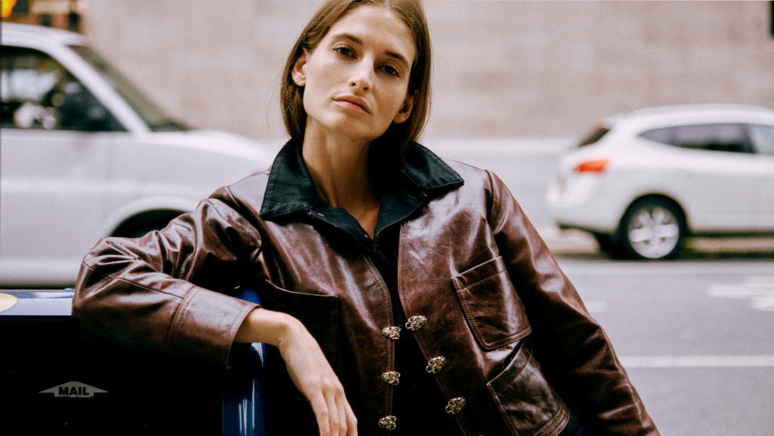 Kuzyk Is Making This Season's Most Enviable Coats