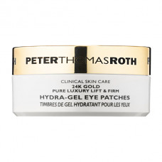 peter thomas roth 24k gold pure luxury lift and firm hydra gel eye patches