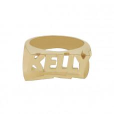 shami official bolt nameplate ring