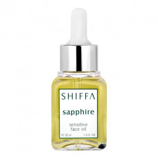 shiffa sapphire sensitive face oil
