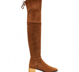 The Charolet Boot by Stuart Weitzman