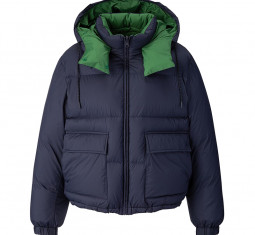 x JW Anderson Women Reversible Down Jacket by Uniqlo