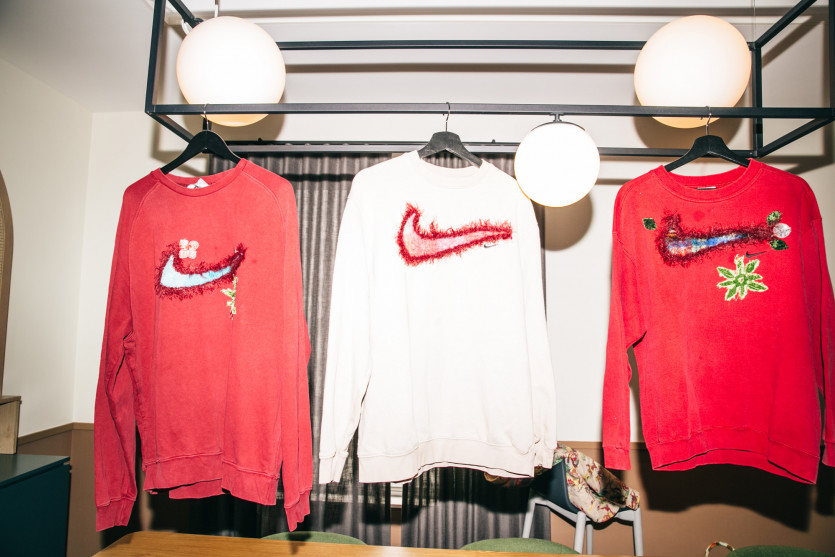 bentgablenits nike collection