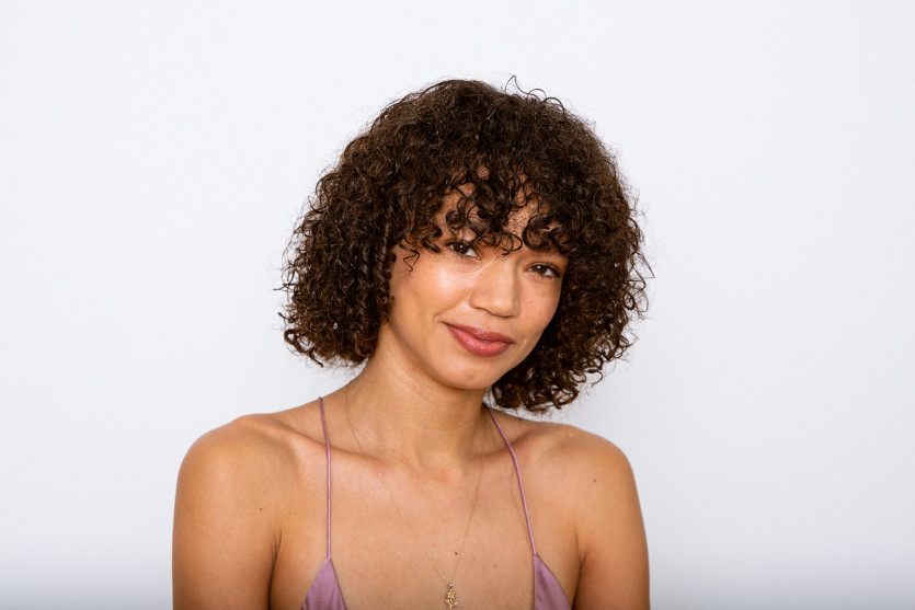 curl styling tips