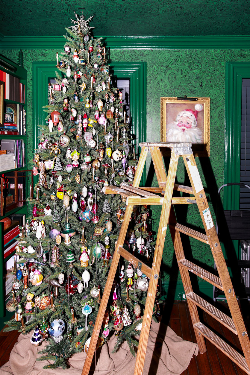 james aguiar mark haldeman christmas tree