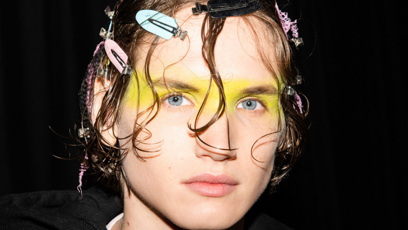 Dior Men Gave Us a Glimpse at the Makeup of Our Future