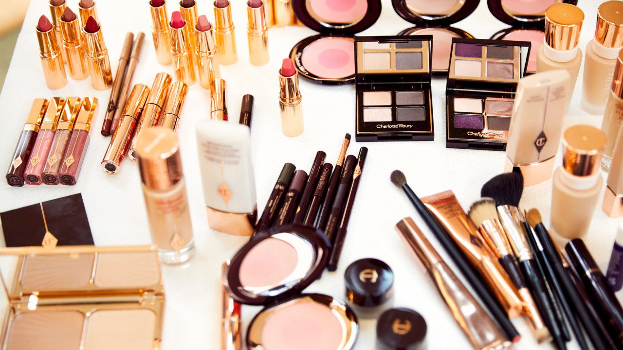The Most Glamorous Makeup for New Year's Eve