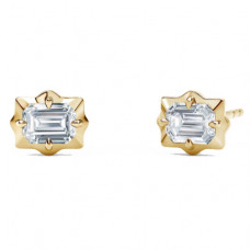 forevermark alchemy collection by jade trau stud earrings