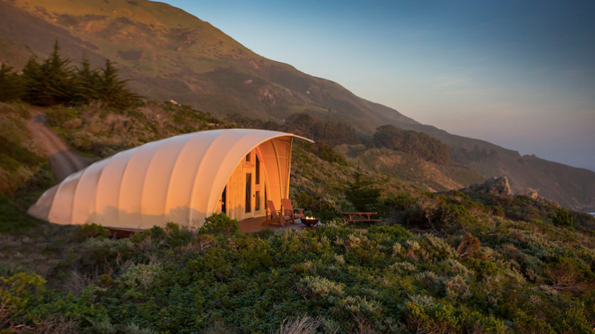 glamping experiences