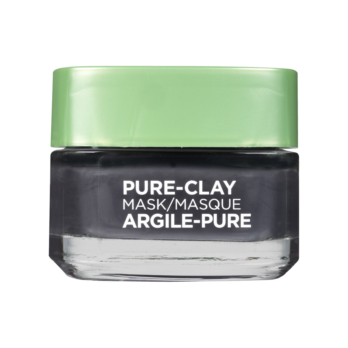 loreal detox and brighten clay mask
