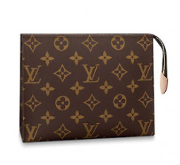 Toiletry Pouch 19 by Louis Vuitton