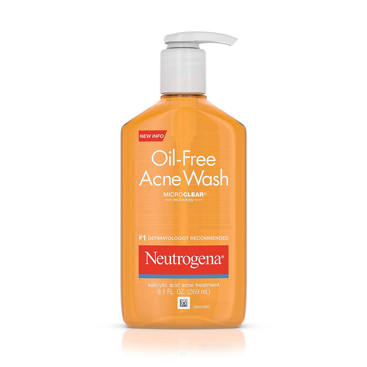 neutrogena oil free acne fighting facial cleanser with salicylic acid acne treatment medicine daily oil free acne face wash for acne prone skin with salicylic acid acne medicine