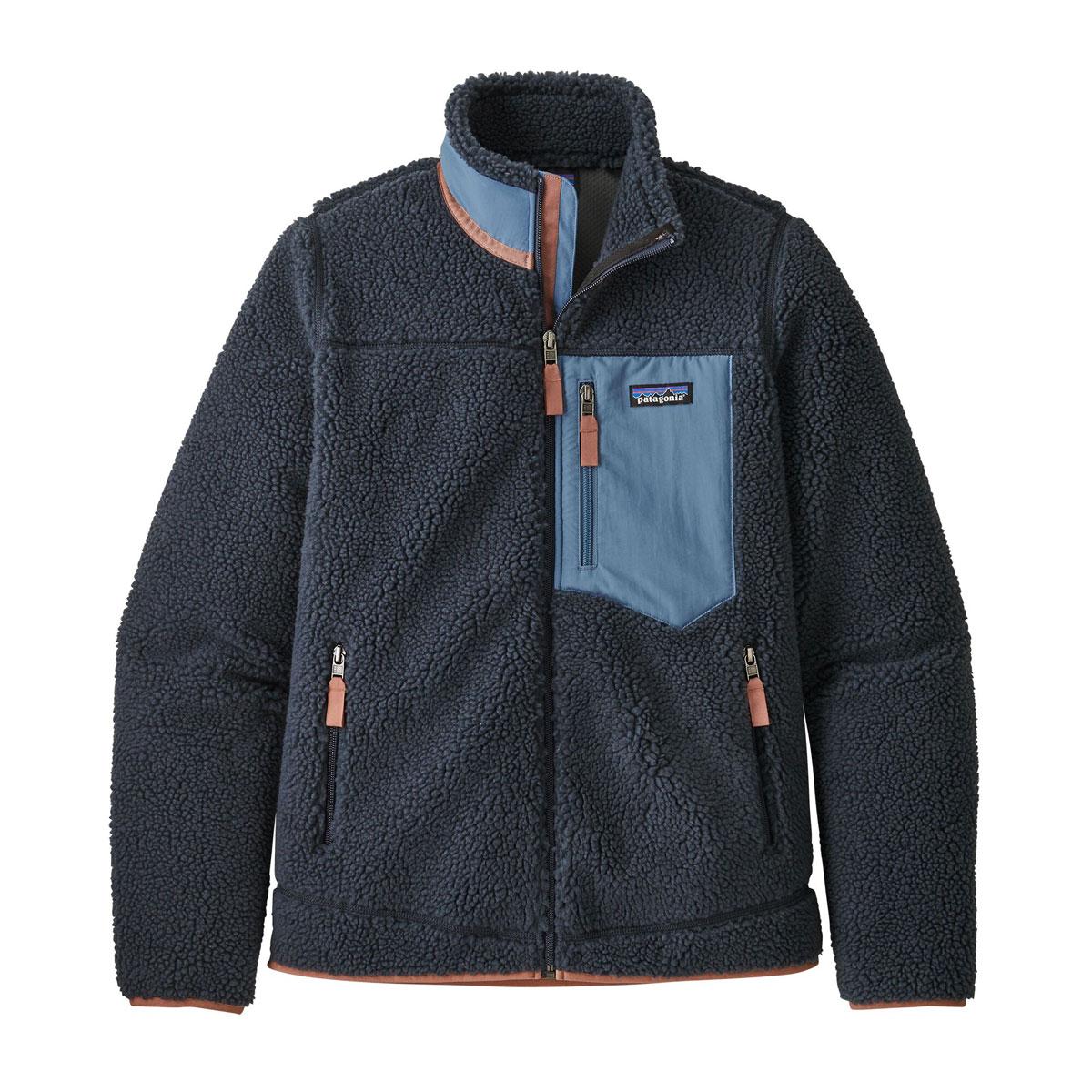 patagonia womens classic retro x fleece jacket