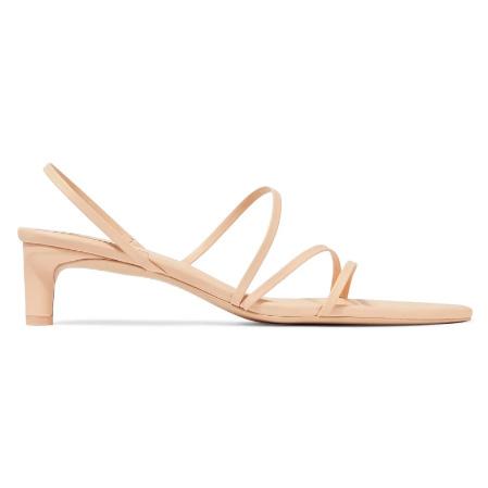 zimmermann leather slingback sandals