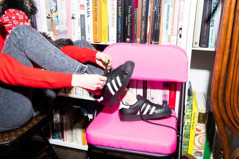 sarah coleman adidas