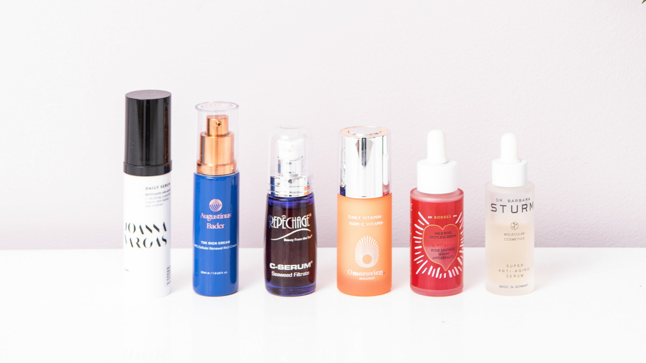 8 On-the-Go Serums to Help Streamline Your Beauty Routine