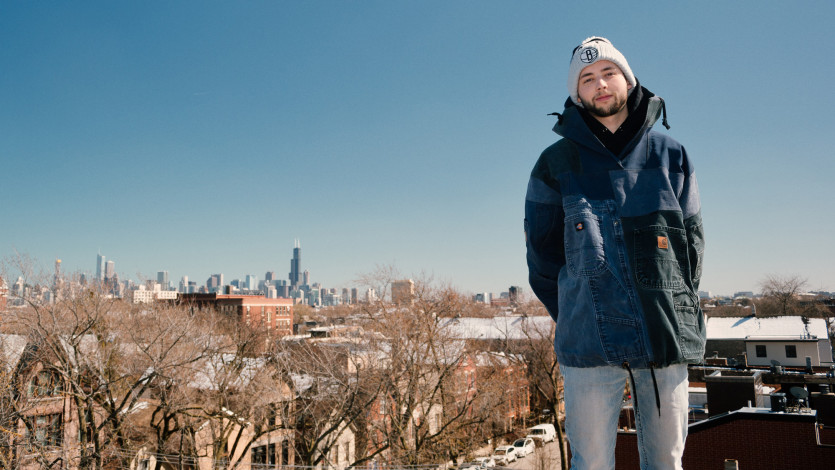 Meet the Designer Behind the Upcycled Streetwear We Can't Get Enough of