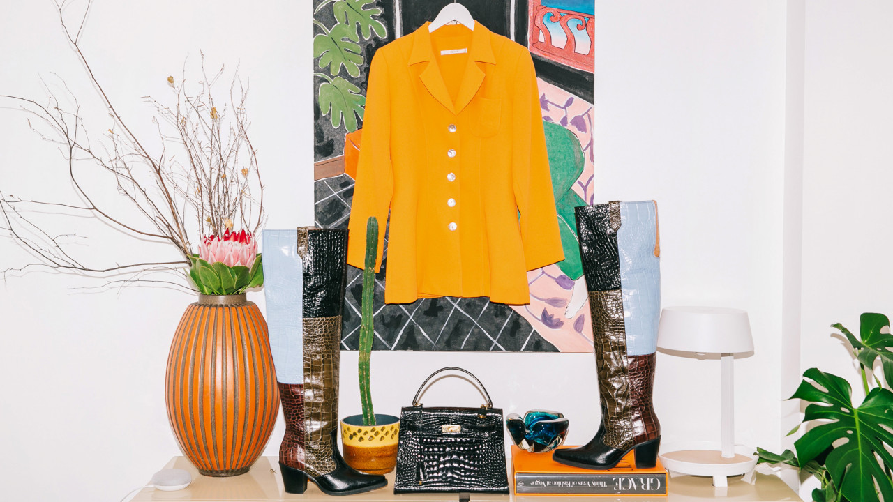 This Is What the Closet of Toronto's Buzziest Designer Consignment Store Looks Like