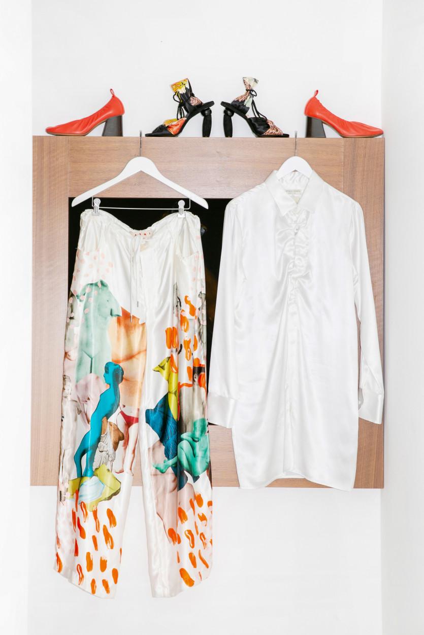 britt rawlinson closet