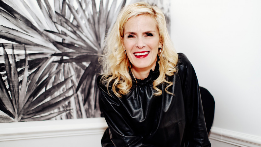 A French Beauty Exec Reveals Her Ultimate Power Lipstick