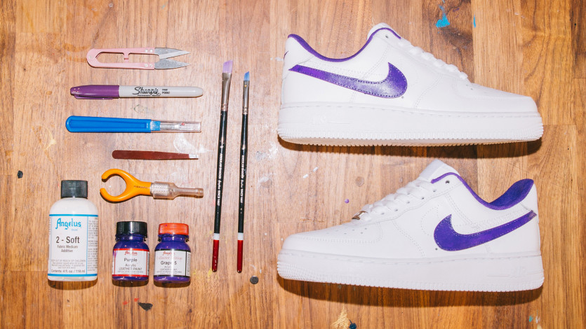 How I Created My Dream Pair of Air Force 1s