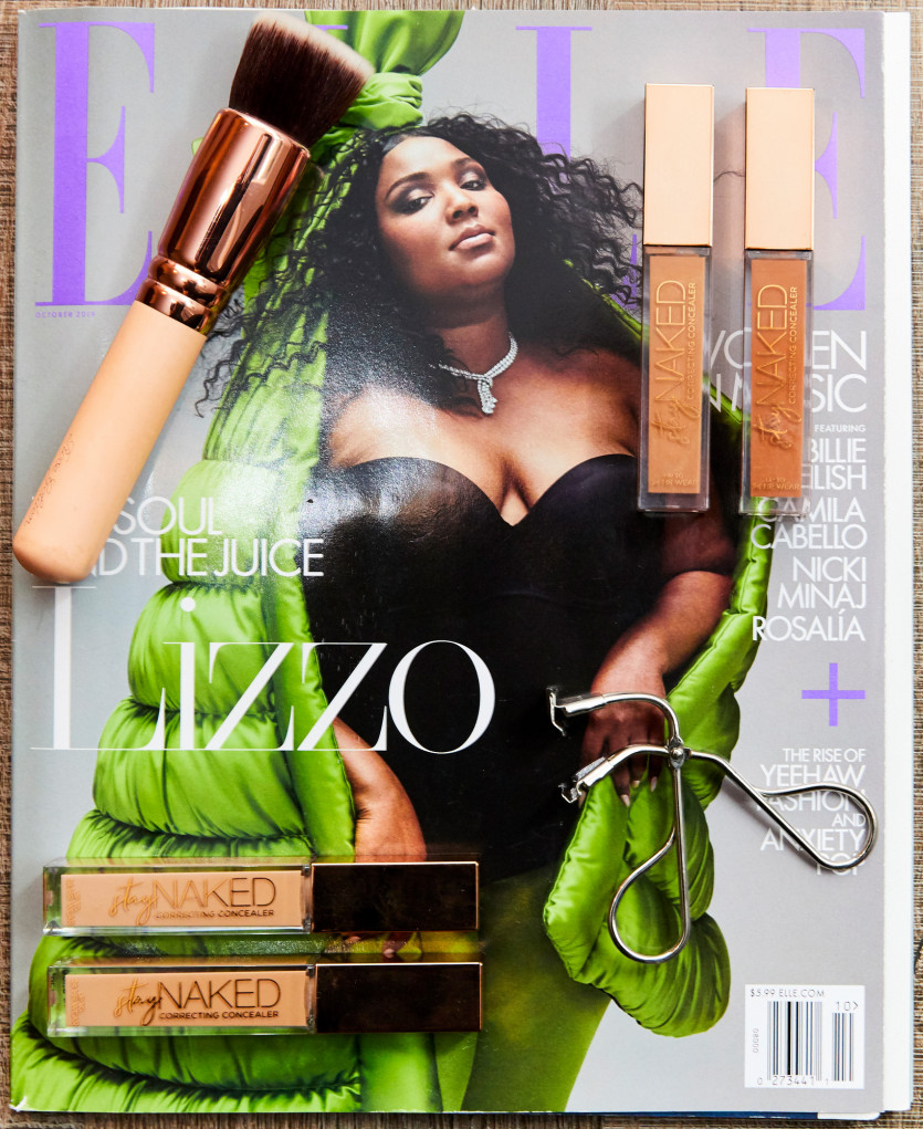 lizzo makeup artist