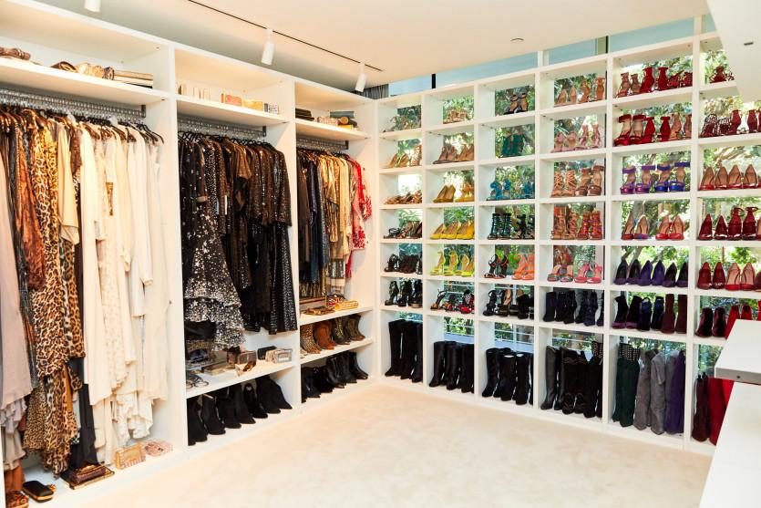 tamara mellon closet