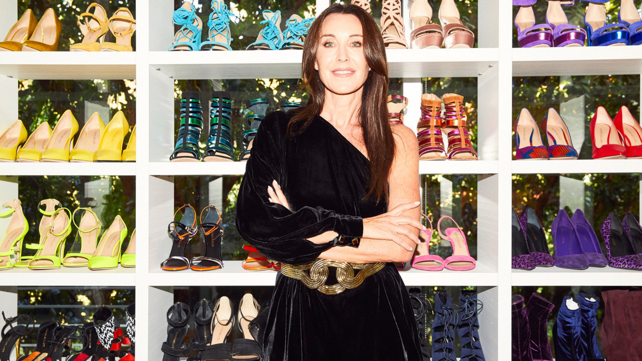 Are You Sitting Down? Tamara Mellon Opens the Doors to Her Shoe-Filled Closet