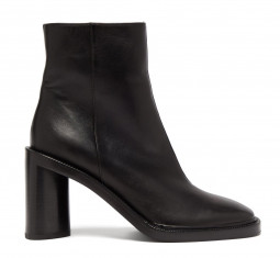 Booker Square-Toe Leather Ankle Boots by Acne Studios