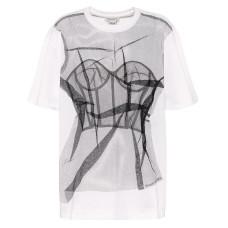 alexander mcqueen cotton jersey t shirt