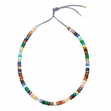 carolina bucci forte beads moonbow necklace