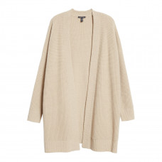 eileen fisher recycled cashmere blend v neck cardigan