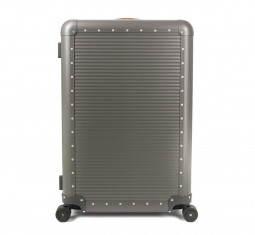 Studded Luggage by FPM Fabbrica Pelletterie Milano