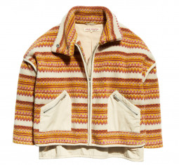 Golden Hour Fleece Dolman Jacket by Free People